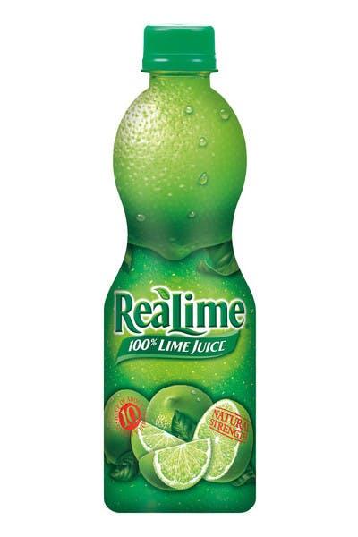 ReaLime Lime Juice