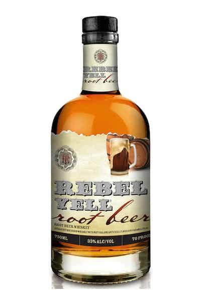 Rebel Yell Root Beer Whiskey