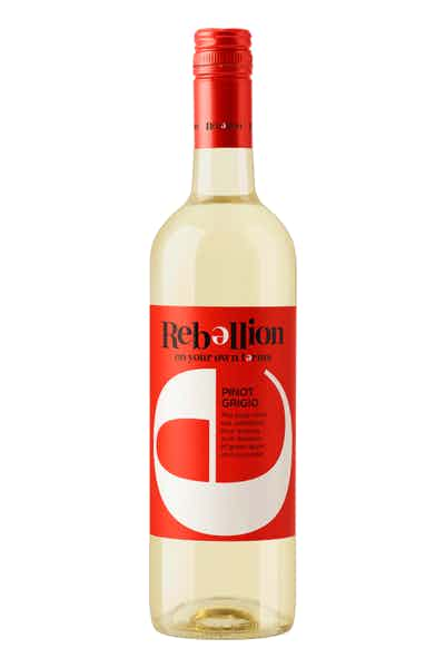 Rebellion Pinot Grigio