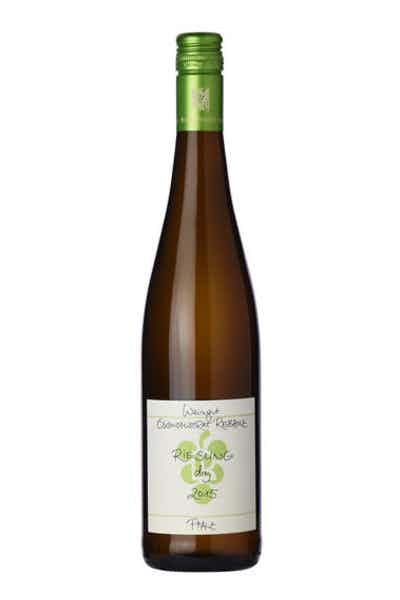 Rebholz Dry Riesling 2015