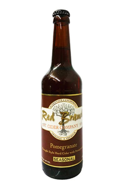 Red Branch Pomegranate Cider