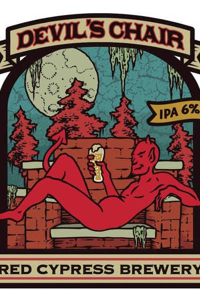 Red Cypress Devil's Chair IPA