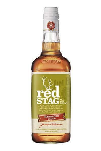 Jim Beam Red Stag Hardcore Cider Bourbon Whiskey