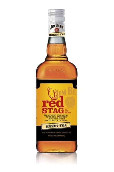 Red Stag Flavored Honey Tea