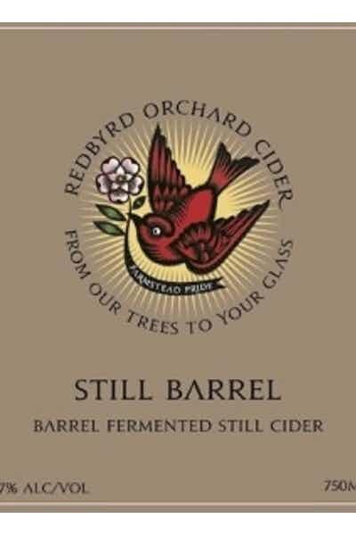 Redbyrd Still Barrel Cider Finger Lakes