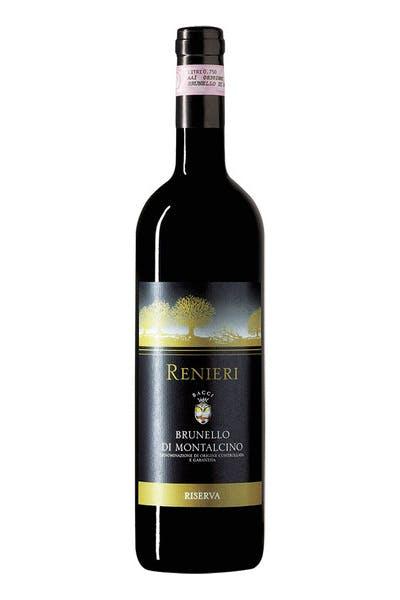 Renieri Brunello Di Montalcino Riserva