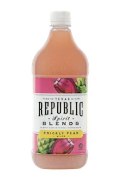 Republic Spirit Prickly Pear