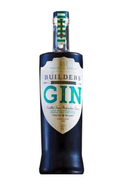 Restless Spirits Builders Botanical Gin