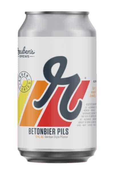 Reuben's Brews Betonbier Pilsner