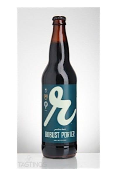 Reubens Brews Robust Porter