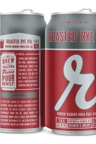 Reuben's Roasted Rye IPA