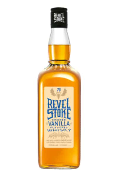 Revel Stoke Smoked Vanilla Whiskey