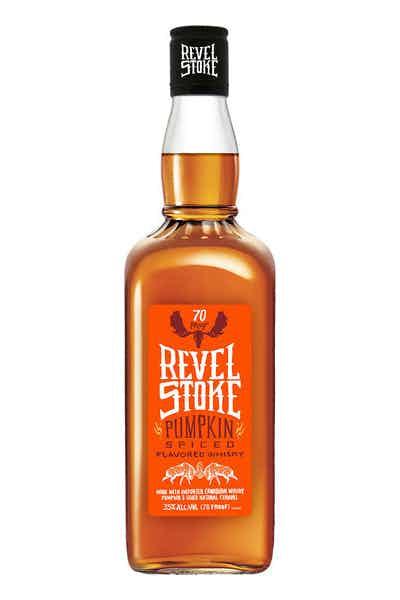 Revelstoke Pumpkin Spiced Whisky