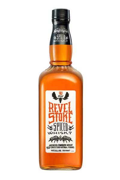 Revelstoke Spiced Whisky