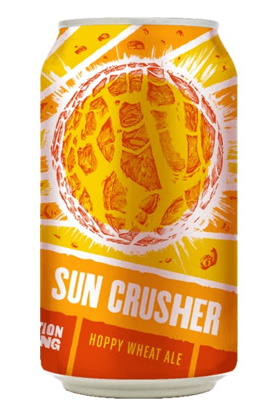 Revolution Sun Crusher Ale