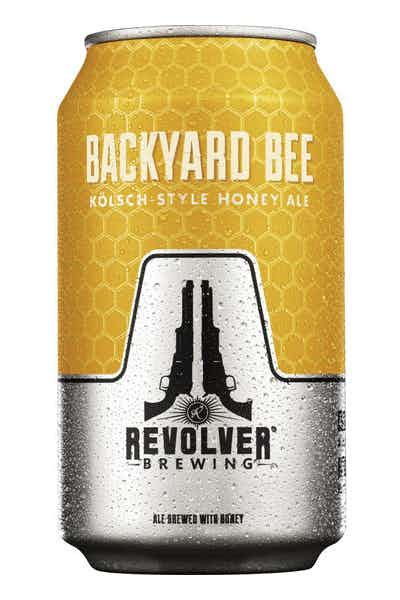 Revolver Backyard Bee Kolsch Honey Ale