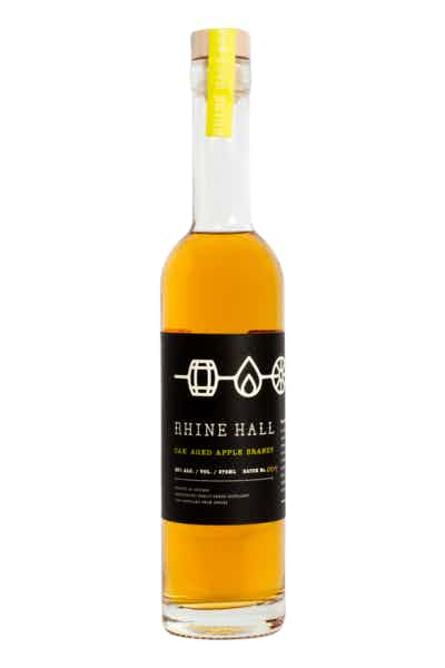 Rhine Hall Oaked Apple Brandy