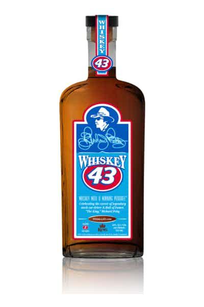Richard Petty Whiskey 43