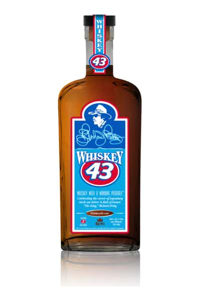 Richard Petty Whiskey 43