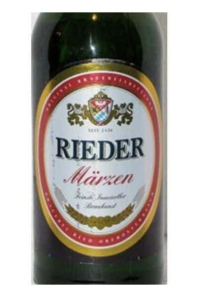 Rieder Marzen Beer