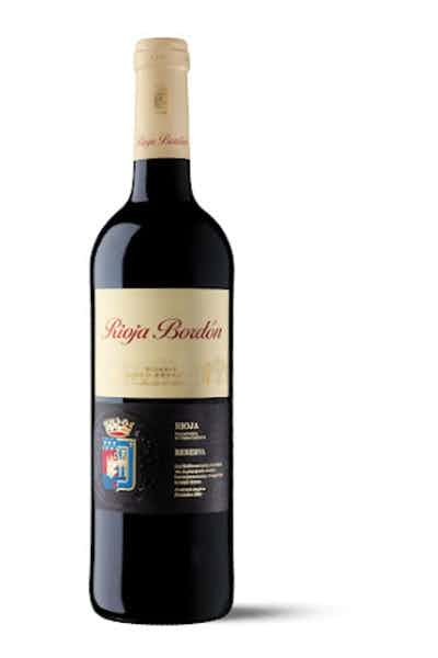 Rioja Bordon Reserva