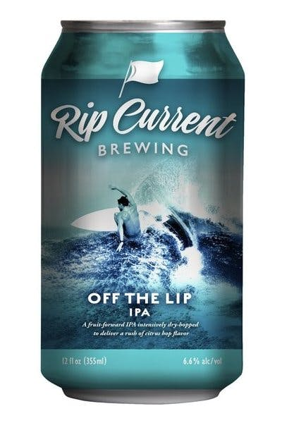 Rip Current Off The Lip