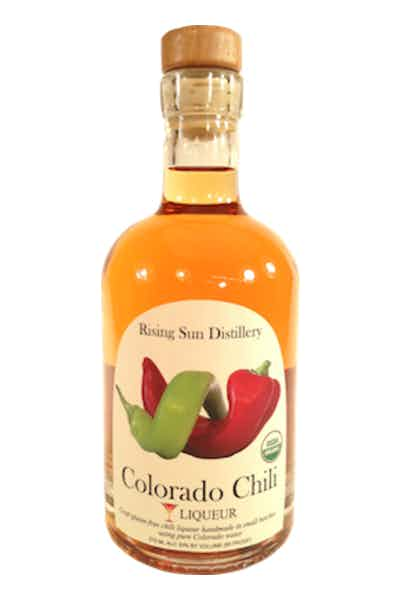 Rising Sun Colorado Chili Liqueur