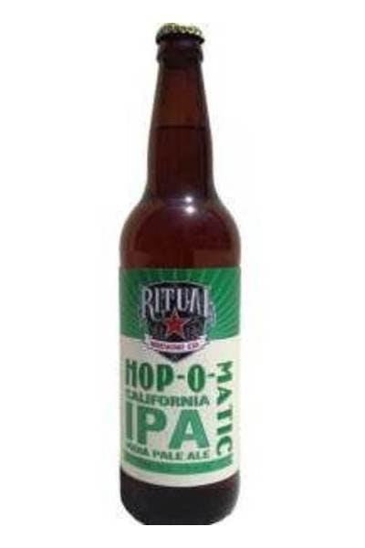 Ritual Hop-O-Matic IPA