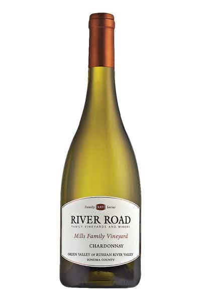 River Road Chardonnay Mills Russian River Valley