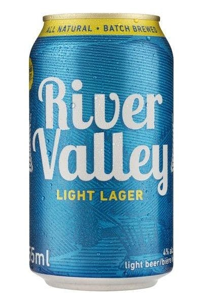 River Valley Light Lager