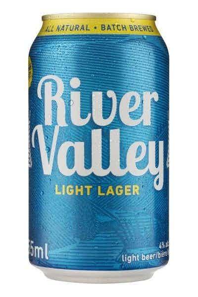 River Valley Light Lager