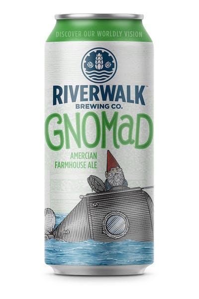 RiverWalk Gnomad Farmhouse Ale