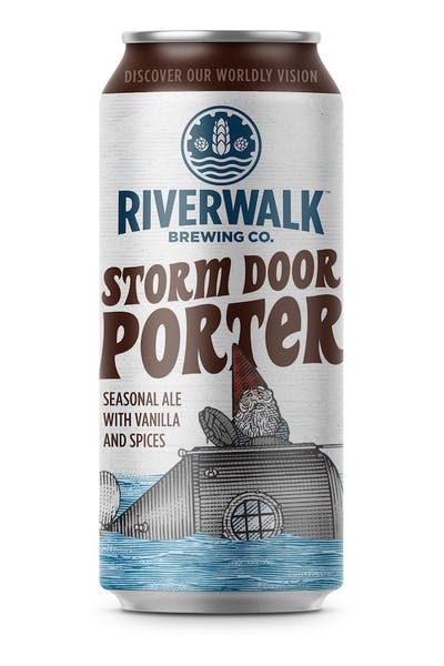 RiverWalk Storm Door Porter