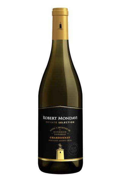 Robert Mondavi Bourbon Barrel Aged Chardonnay