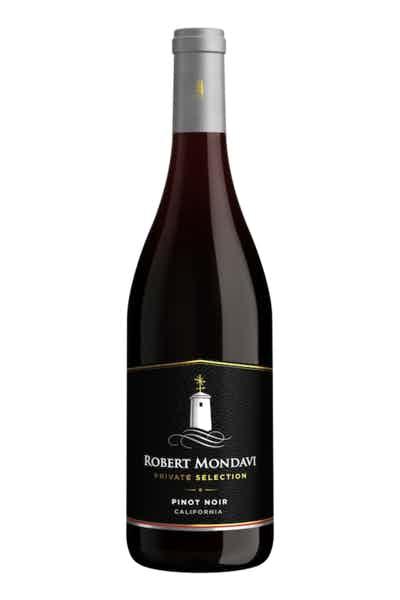 Robert Mondavi Pinot Noir Private Selection