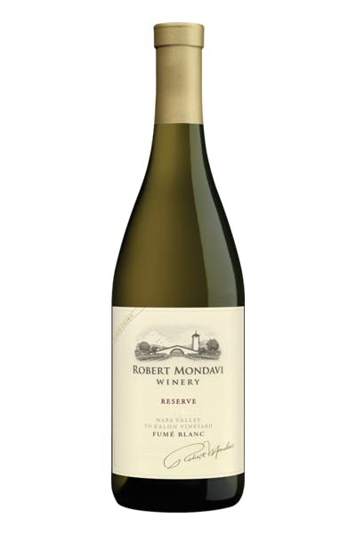 Robert Mondavi To Kalon Vineyard Fume Blanc Reserve