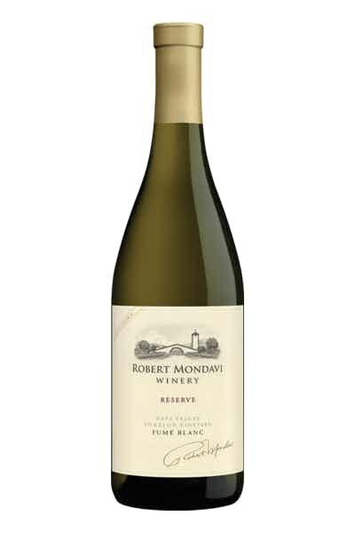 Robert Mondavi To Kalon Vineyard Fume Blanc Reserve