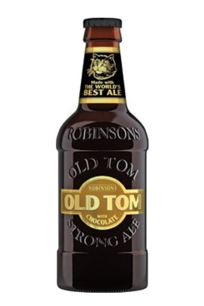 Robinson's Old Tom with Chocolate