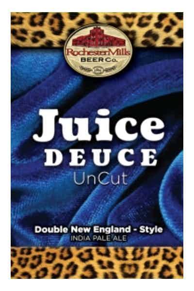 Rochester Mills Juice Deuce Double IPA