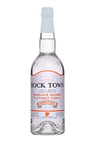 Rock Town Mandarin Orange Vodka