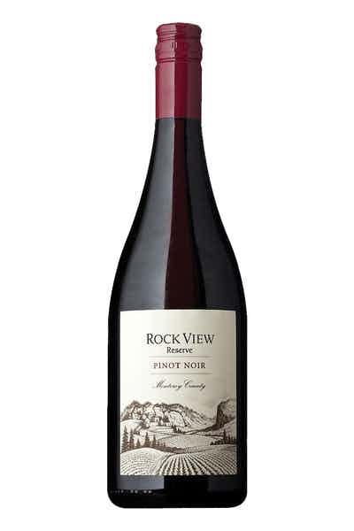 Rock View Pinot Noir Reserve Monterey County