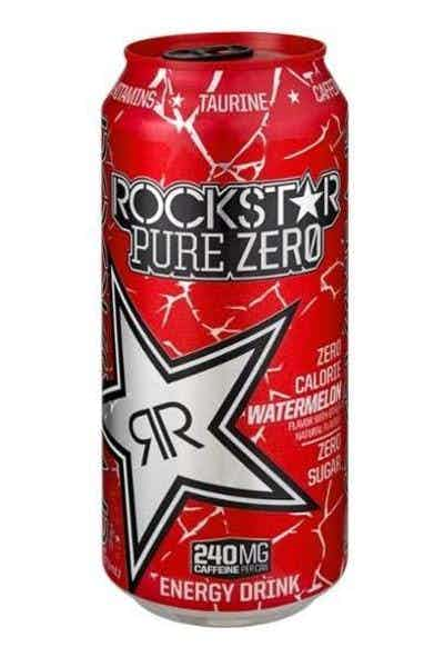 Rockstar Pure Zero Watermelon