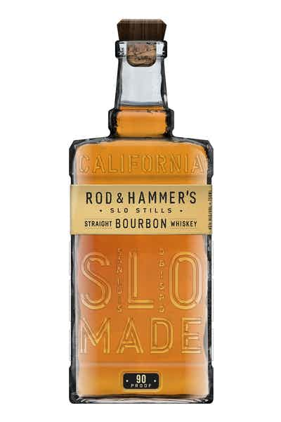 Rod & Hammer's Straight Bourbon Whiskey