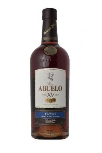 Ron Abuelo XV Tawny Cask Finish