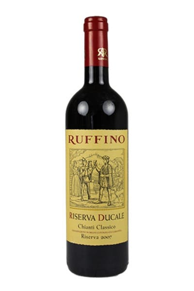 Ruffino Chaianti Tan Label