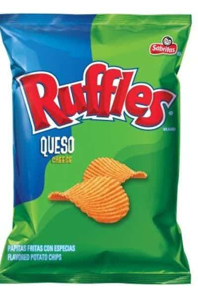 Ruffles Queso Cheese Chips