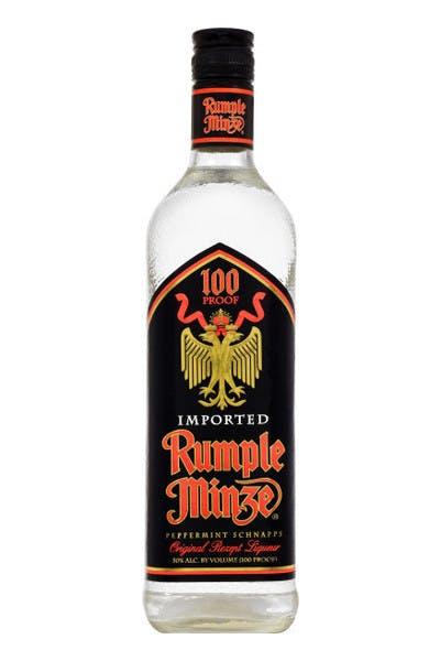 Rumple Minze Peppermint Schnapps