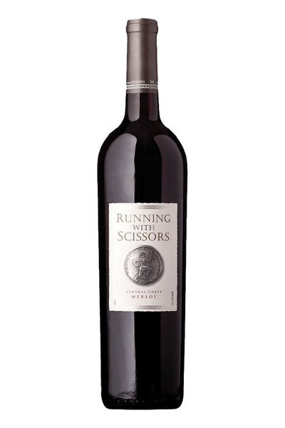 Running With Scissors Merlot