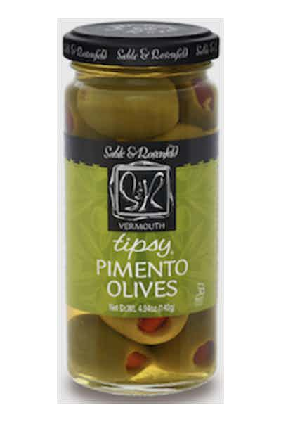 Sable & Rosenfeld Vermouth Tipsy Olives