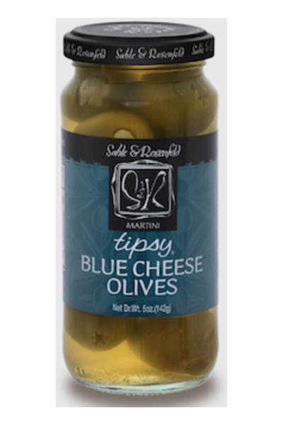 Sable & Rosenfled Blue Cheese Tipsy Olives